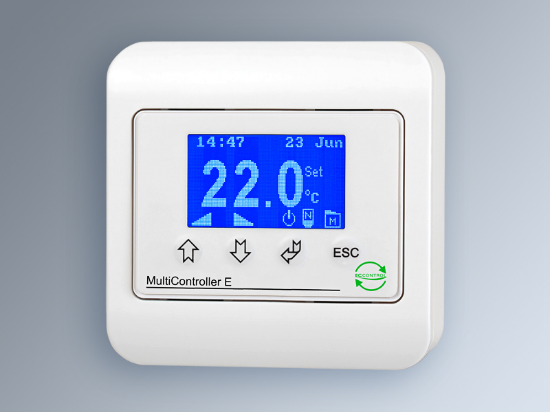 MultiController E Regulate 230V / ES 974
