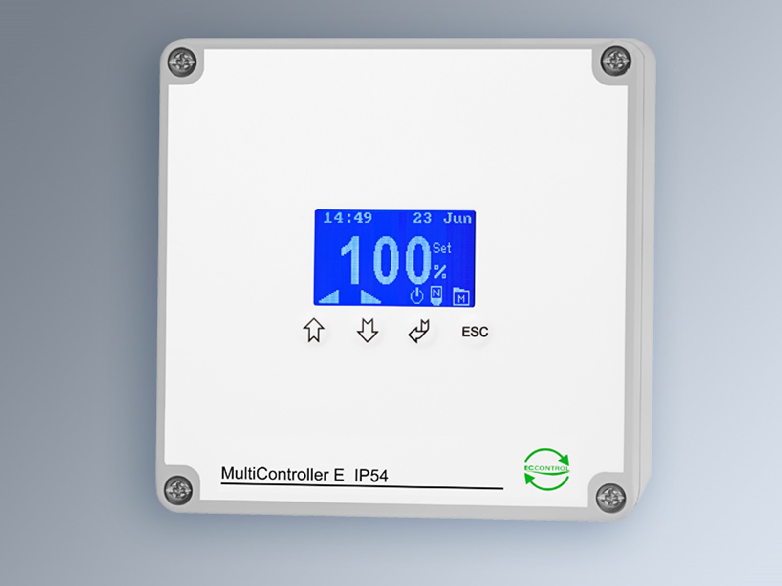 MultiController E Reg. 230V IP54 /ES 974