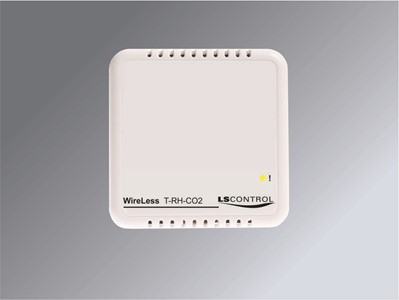 Wireless Sensor T-H-CO2 / ES 1060