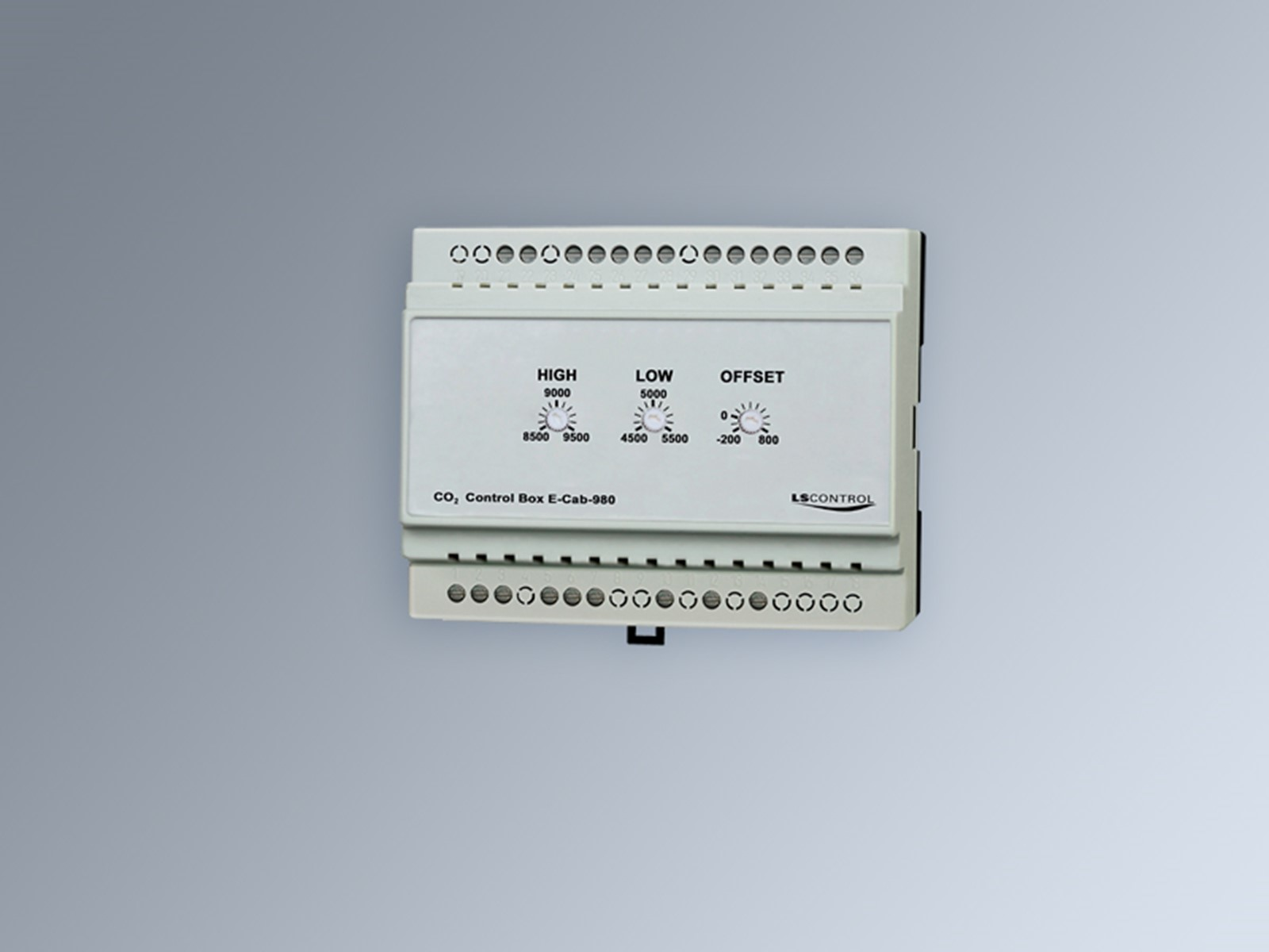 CO2 Control Box E-Cab 980
